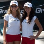 Graphiti Girls at Honda Indy