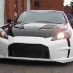 Custom Car Wrap