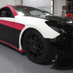 Custom Car Wrap