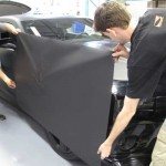 Camaro Vehicle Wrap