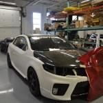 Kia Car Wrap