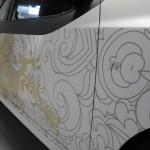Kia Car Wrap