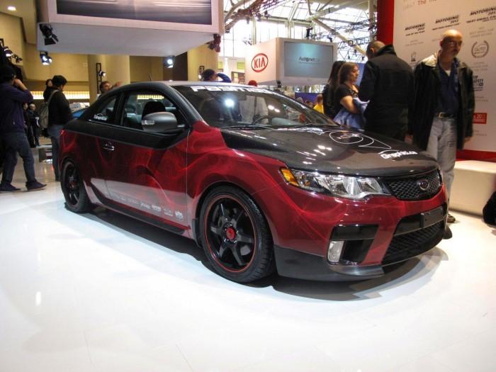 Kia Toronto Auto Show