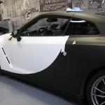 GTR Car Wrap