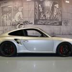 Porsche Car Wrap