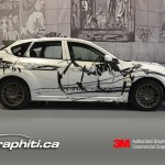 Subaru Custom Car Wrap