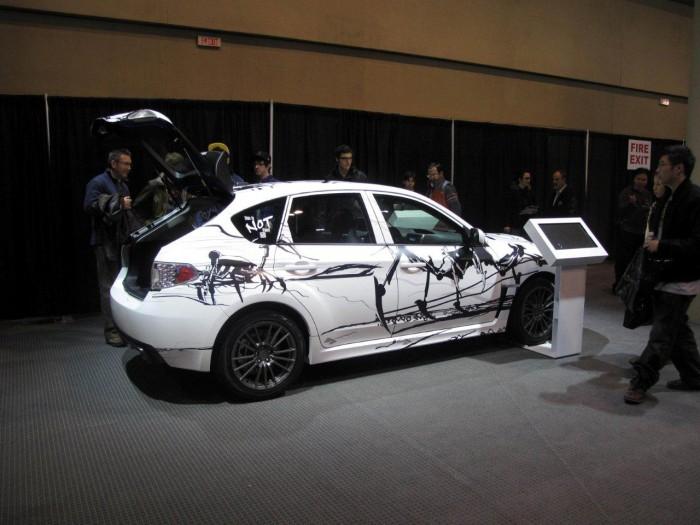 Subaru Toronto Auto Show