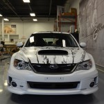 Subaru Custom Car Wrap