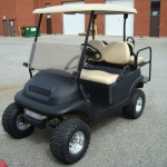Golf Cart Vinyl Wrap