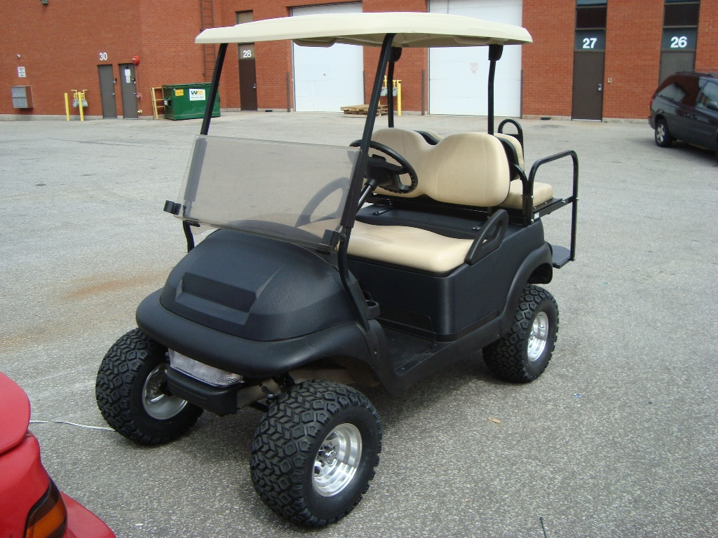 Body Kit Golf Golf Cart Body Wraps