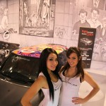 Graphiti Car Show Girls