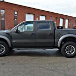 Ford Raptor_Profile