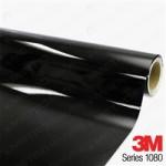 3M 1080 Gloss Black Metallic Vinyl Wrap